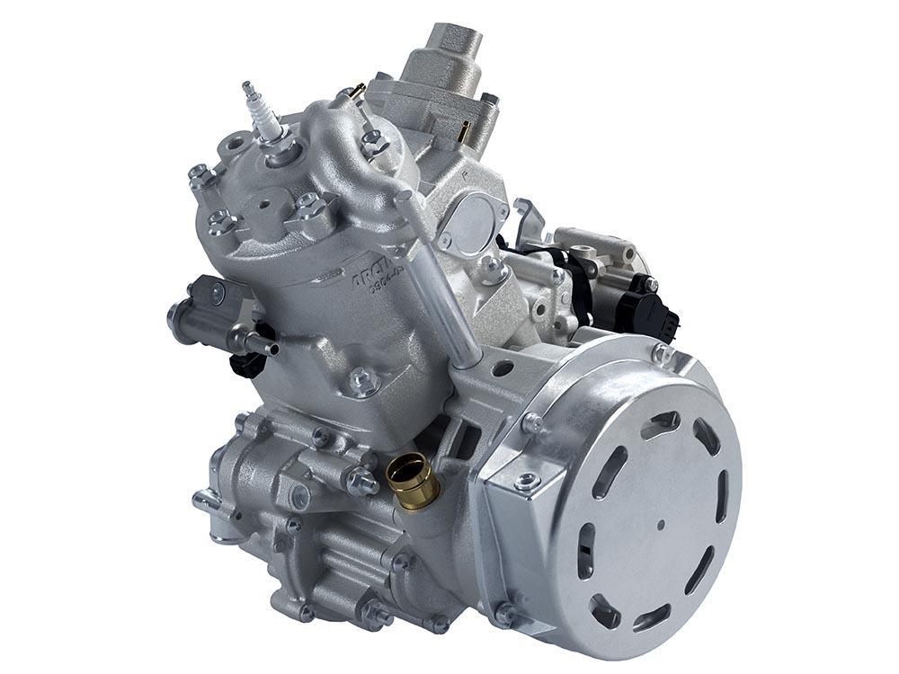 BLAST XR EFI-motor