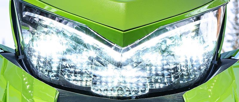 M Hardcore Alpha One LED-strålkastare