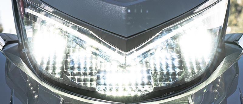 Mountain Cat LED Headlight