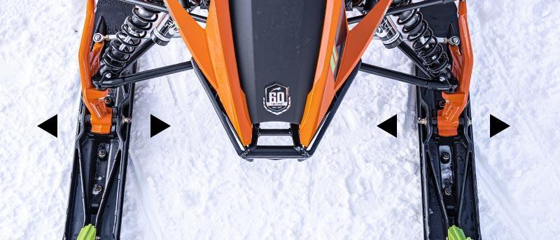 RIOT X Adjustable Ski Stance