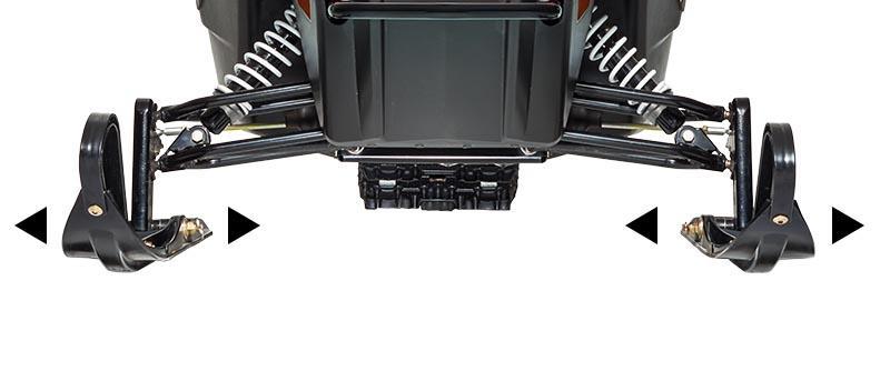 ZR 200 Adjustable Ski Stance