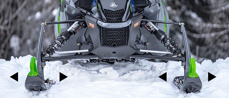 ZR Thundercat Adjustable Ski Stance