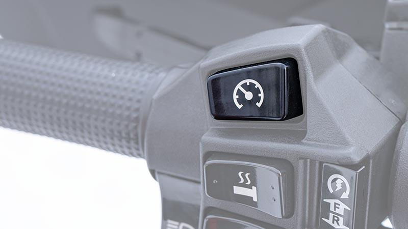 ATAC-tryckknappen kontrollerar
