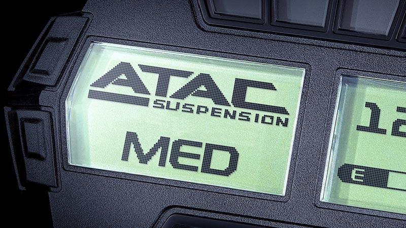 Inställningar för ATAC tre