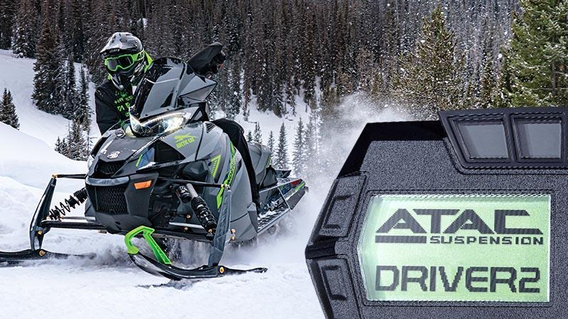 Chauffören för ATAC två profilerar