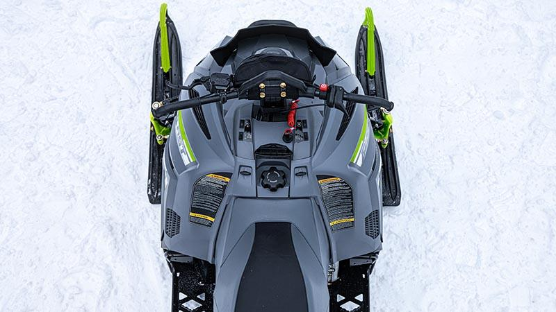 BLAST ZR Mid-Size Chassis