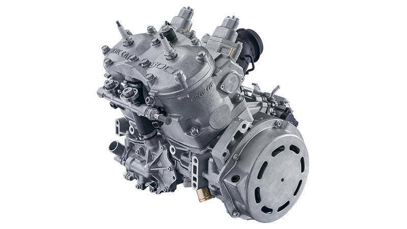 Motor för lodjur 8000 C-TEC2