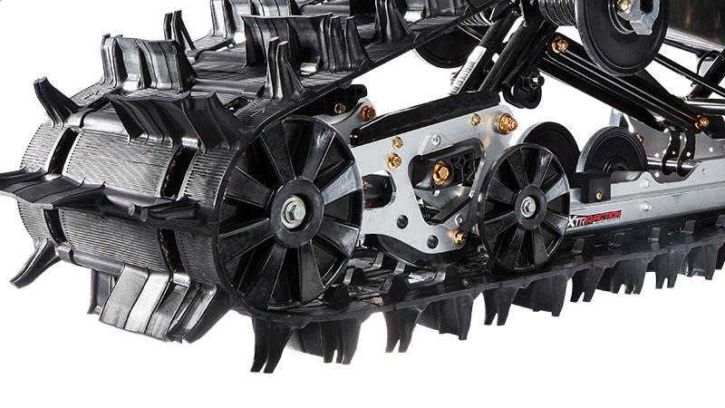 Norseman EXTRA Action Rear Suspension