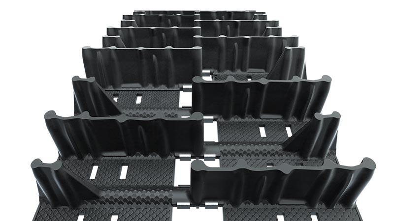 RIOT X Power Claw Track
