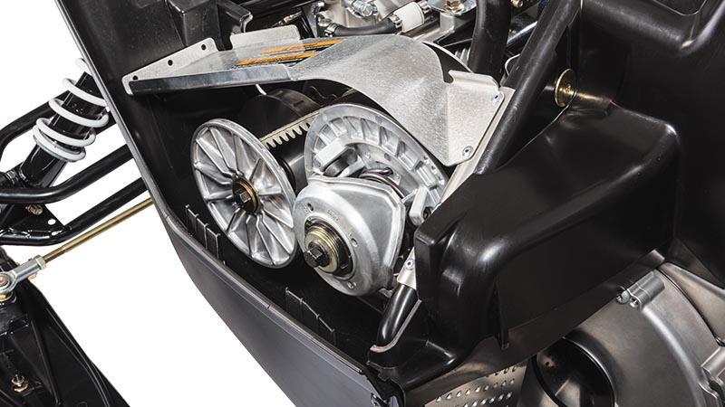 ZR 200 Arctic 200 Drive System