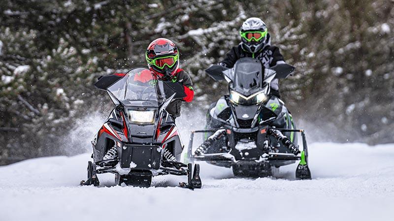 ZR 200 Trail-certifierad