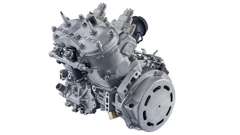 Motor för ZRRR 8000 C-TEC2